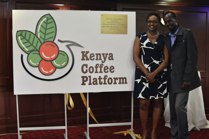 Global Coffee Platform Kenya