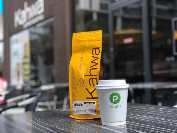 Florida's Kahwa Coffee Says It's Coming to 130 Publix Grocery Cafes This Year