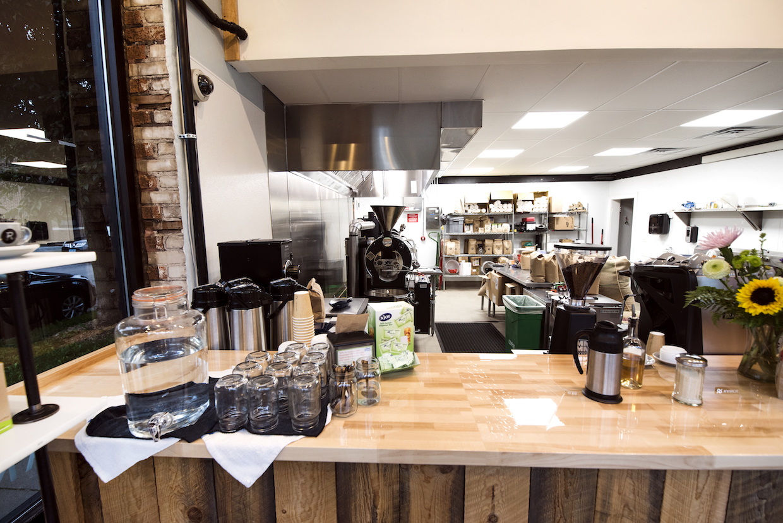 Roots Roasting Saint Paul Minnesota Twin Cities coffee