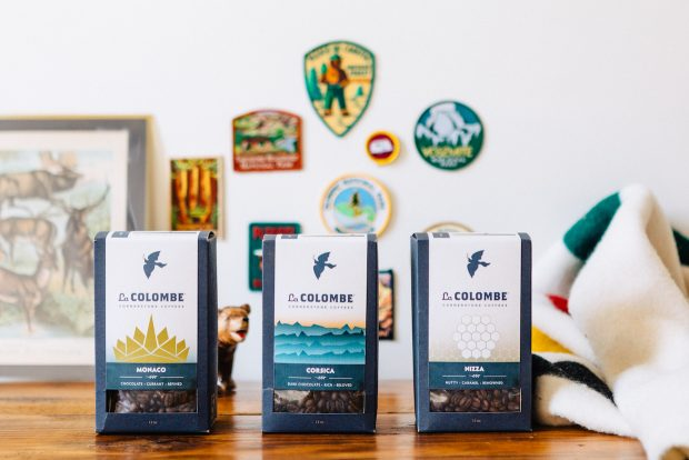Unpacking Coffee with Kandace and Ray: La Colombe's Todd Carmichael