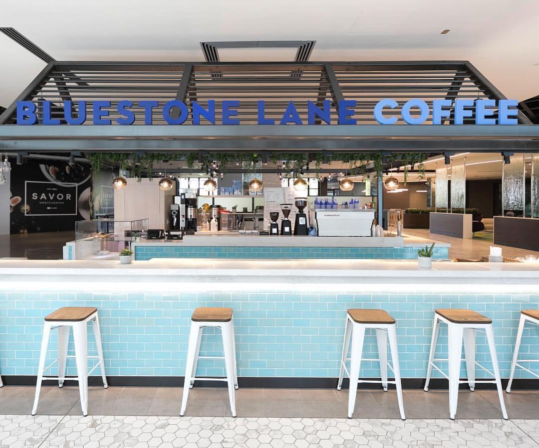 Bluestone Lane coffee roaster Australian style