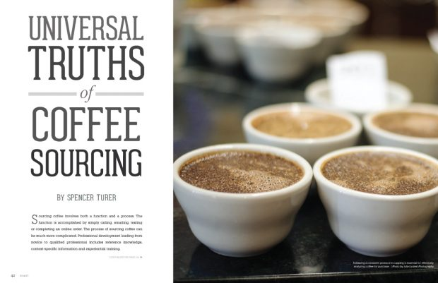Universal Truths of Coffee Sourcing