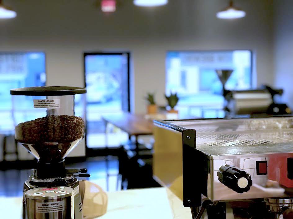 Enderly coffee roaster