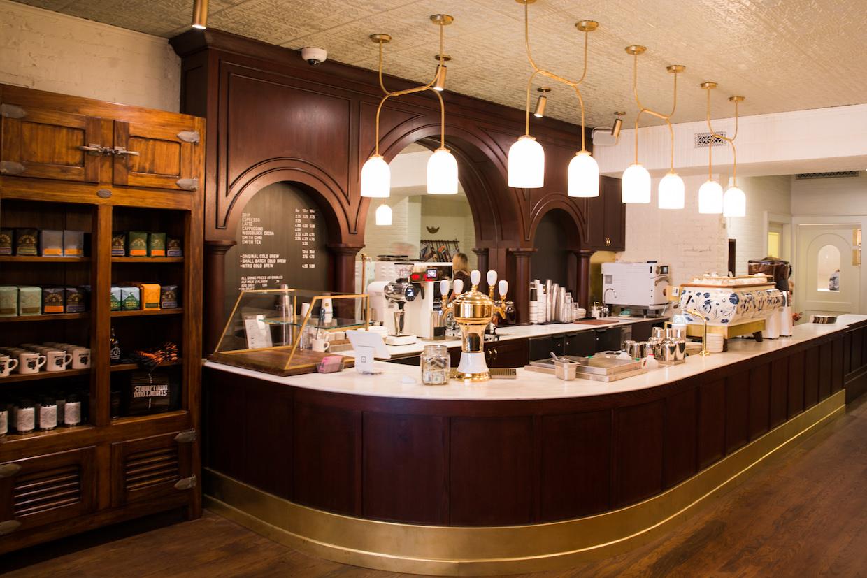 Stumptown Coffee Brooklyn Cobble Hill New York