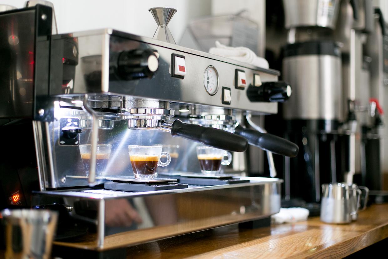 Linea PB espresso machine