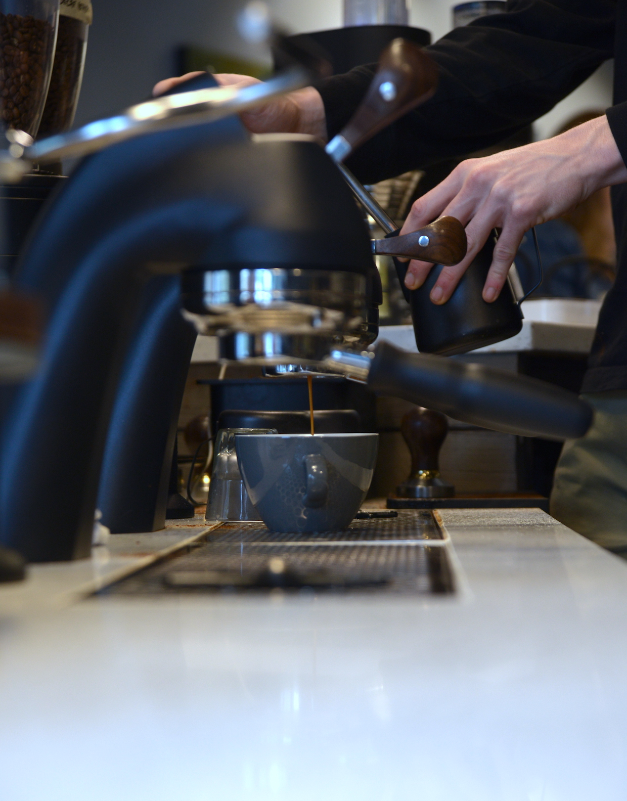 OneDo Coffee Roasters cafe Baltimore Canton