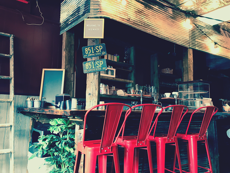 Nomad Coffee Ballston Spa upstate New York