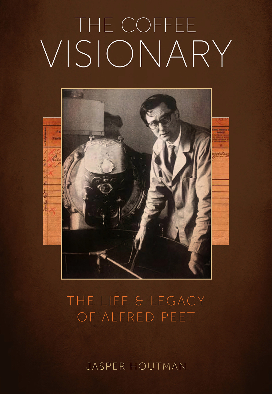 Alfred Peet biography