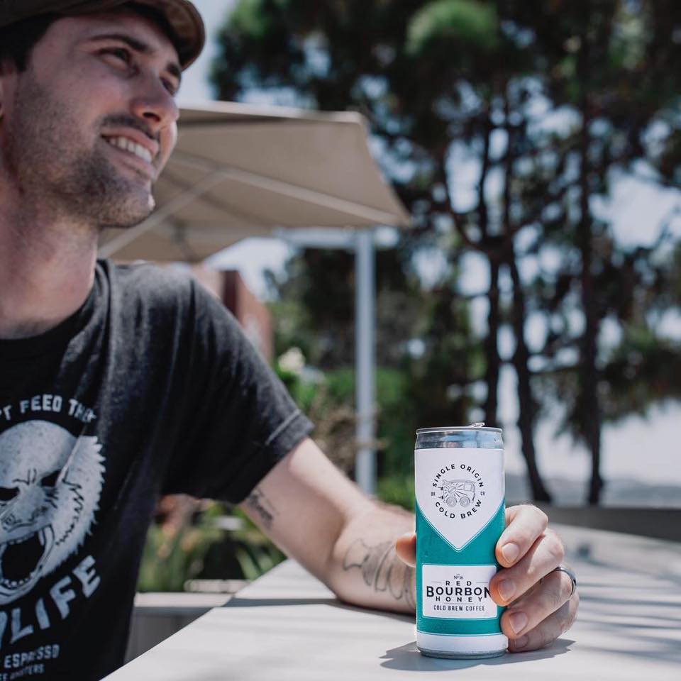 Bird Rock Coffee Roasters canned cold brew