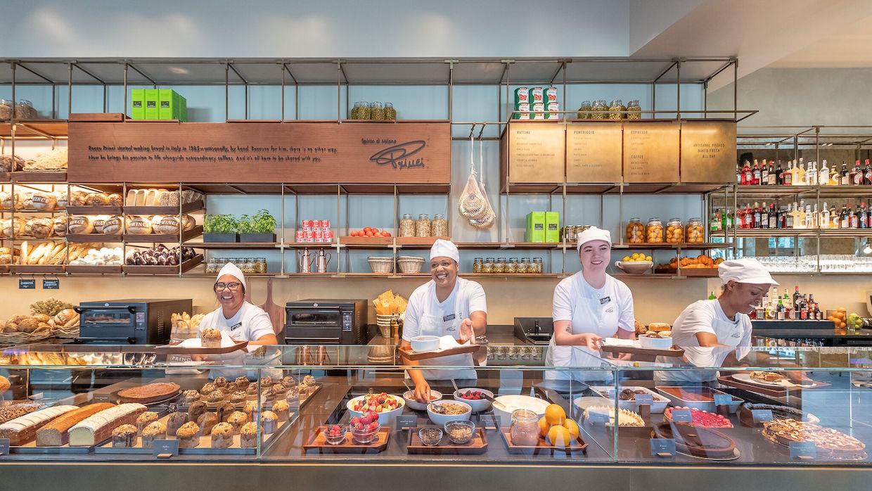 Princi bakery Seattle