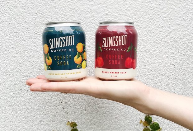 Raleigh's Slingshot Unveils Coffee Sodas Born Out of New Cold Brewery