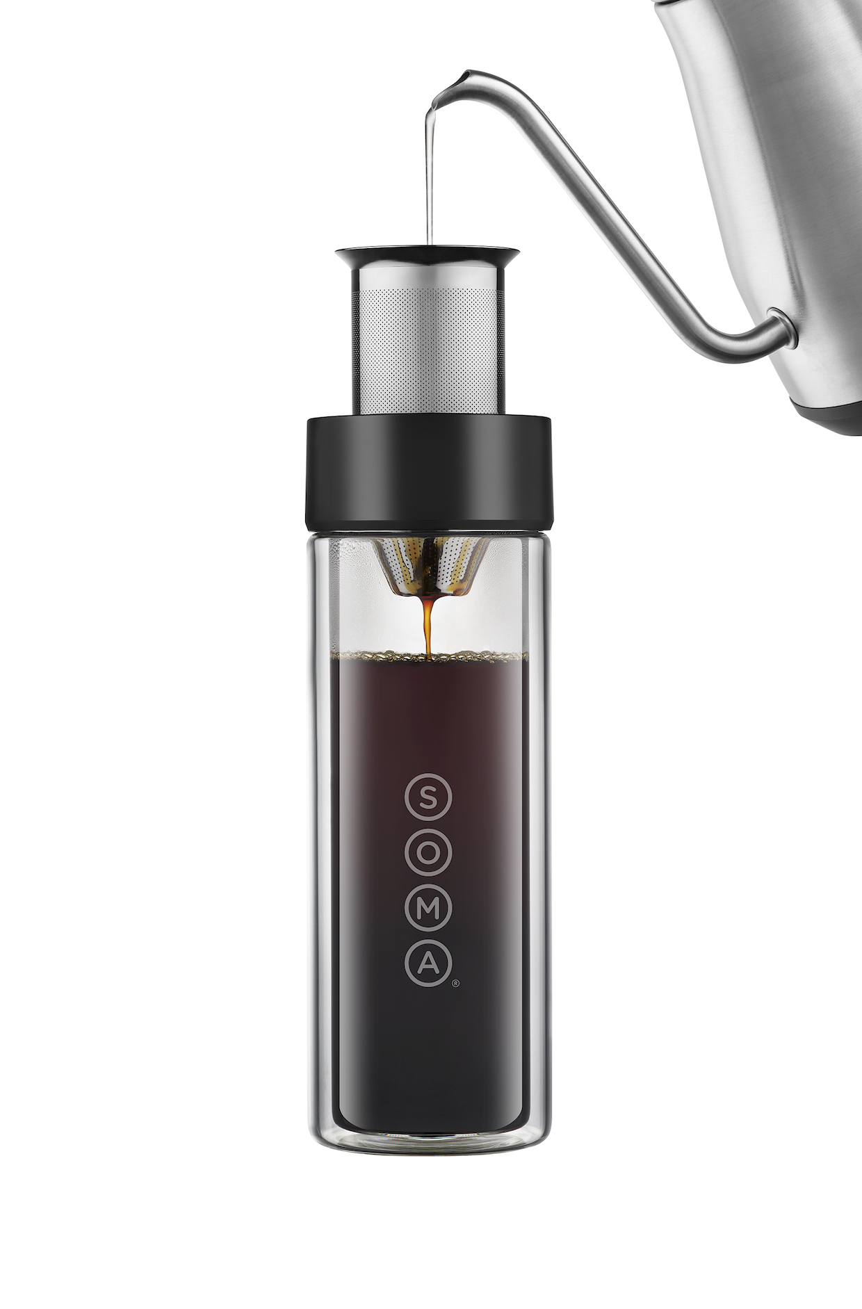 Soma brew bottle coffee tea