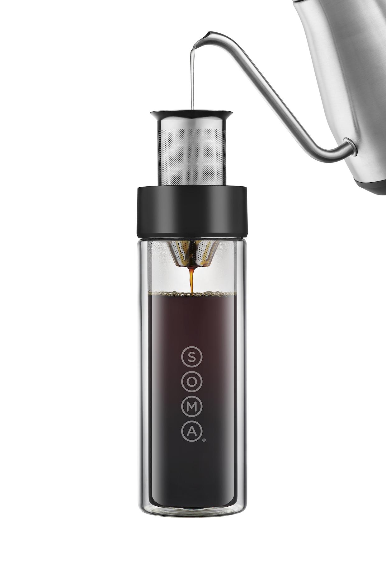 Soma brew bottle coffee tea