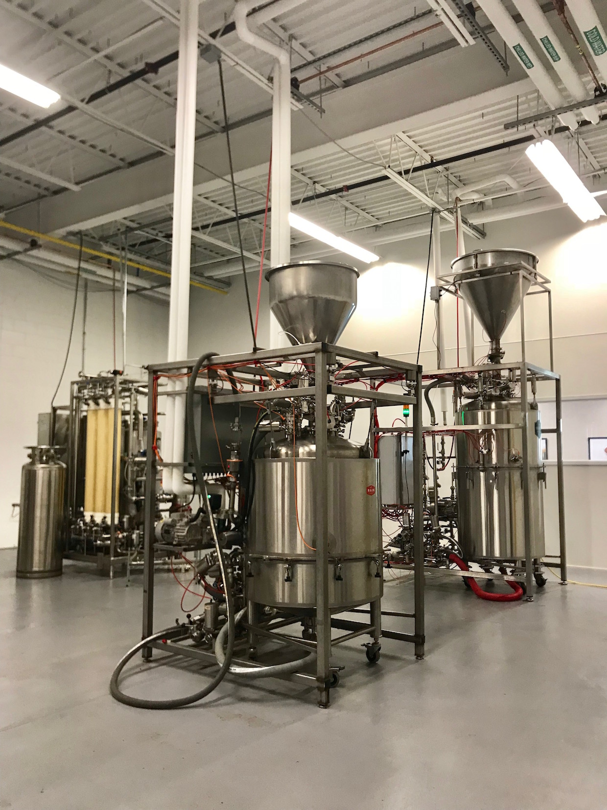 BKON Raincraft cold brew production brewer