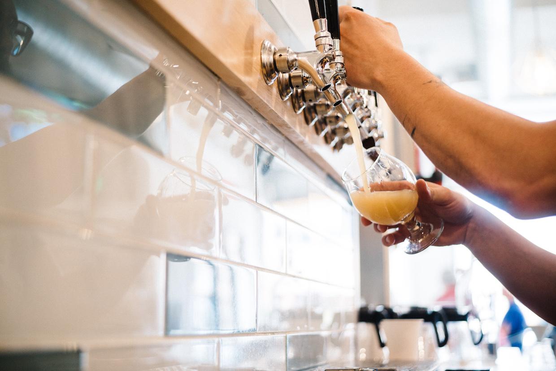 Vennture Brew Co. Milwaukee coffee beer