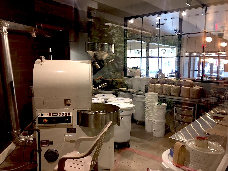 Boxwood Coffee Roasters New Jersey Diedrich roasters