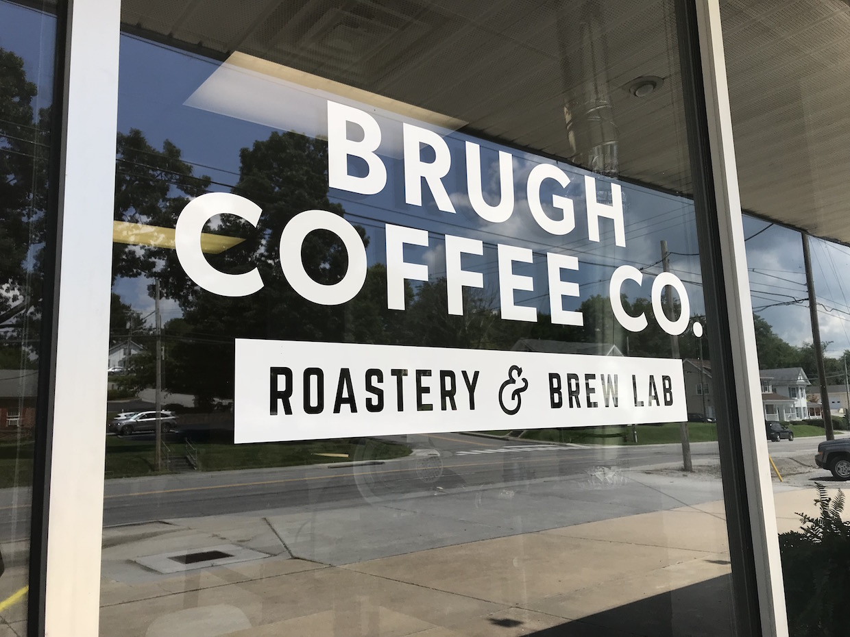 brugh coffee in Christianburg, Virginia