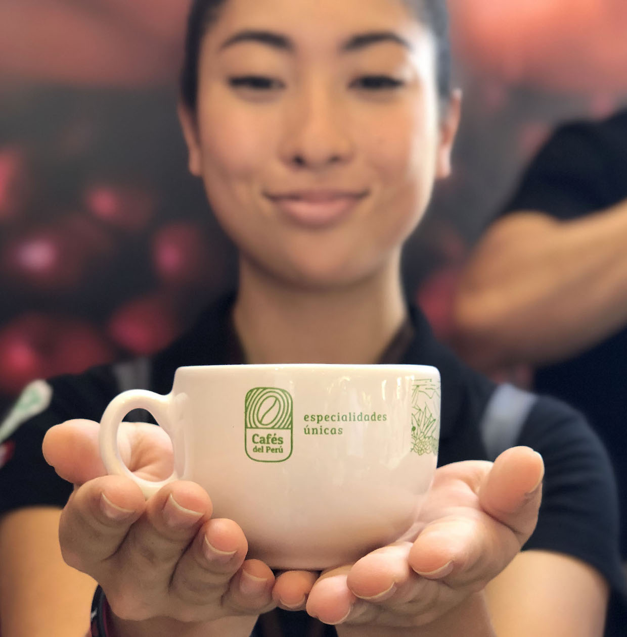 Cafes del Peru brand