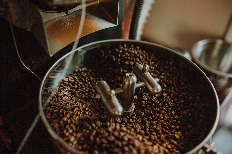 1-kilo roasted coffee