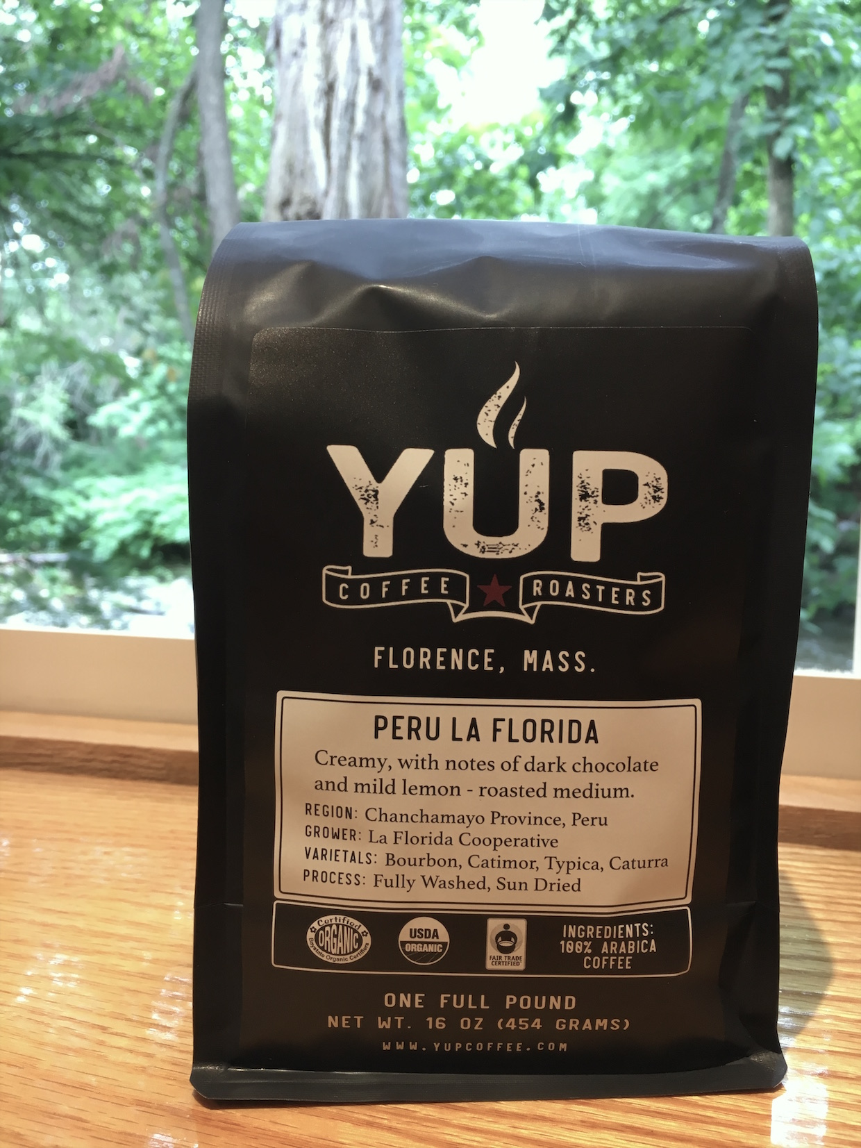 Yup Coffee Northampton mass roasters