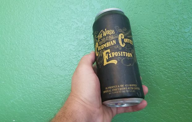 coffee beer stout