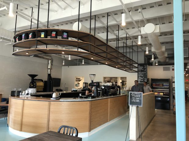 Growth and Quality Intersect at 8th & Roast's New Nashville Roastery Cafe