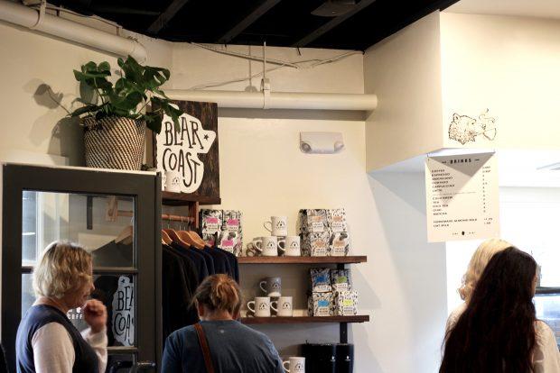 Bear Coast Coffee Opens Cozy Den in Dana Point