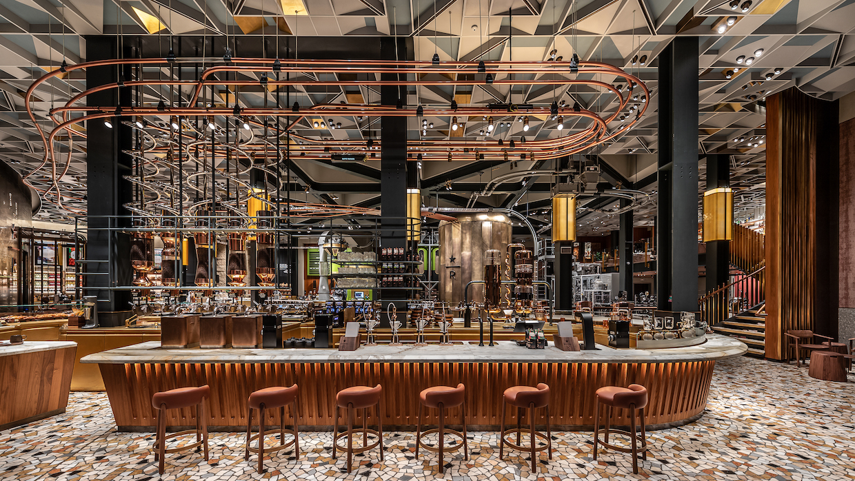 Starbucks Reserve Roastery and Tasting Room Milan