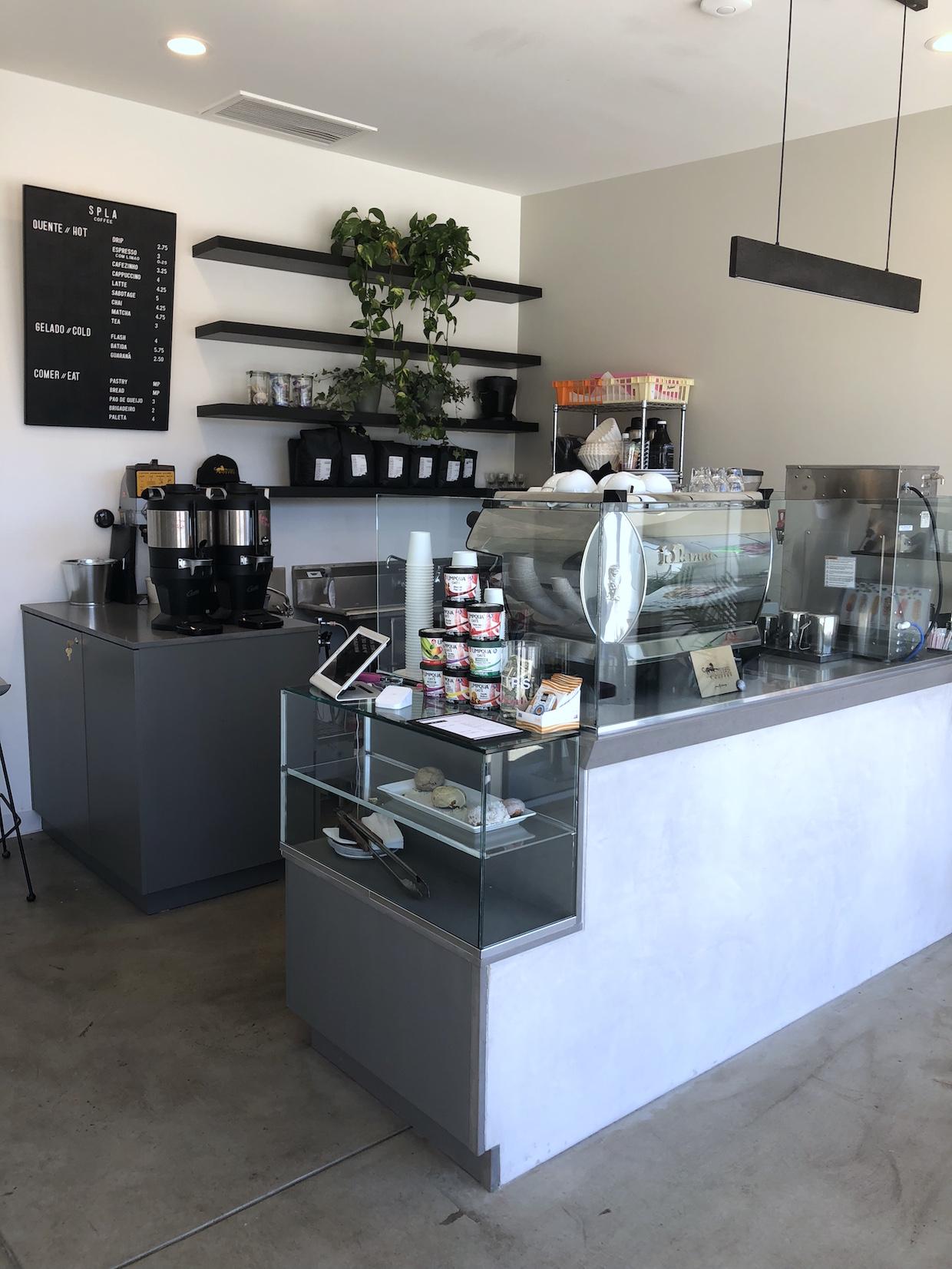 SPLA Coffee Los Angeles Brazil