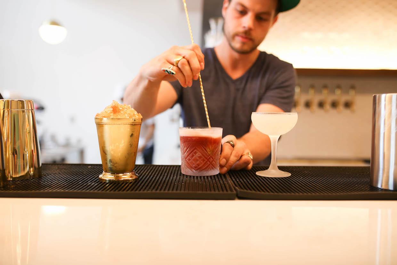 Stay Golden coffee bar cocktails restaurant Nashville