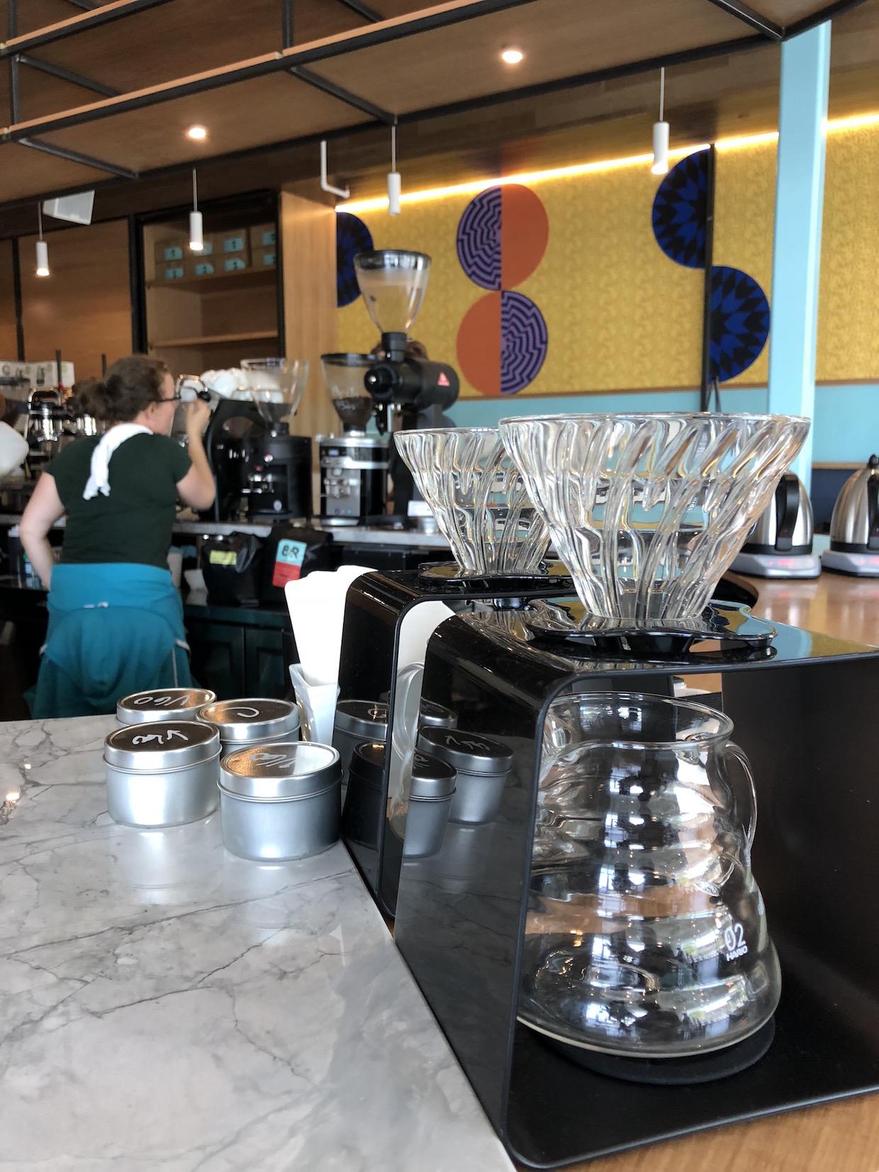 8th & Roast coffee bar roaster Nashville