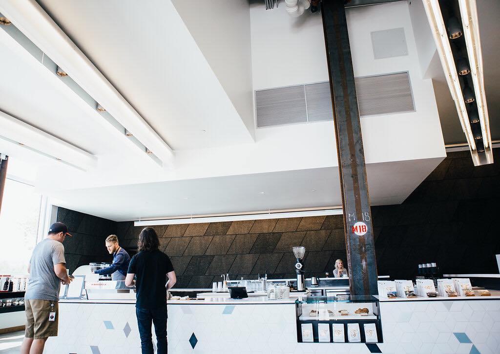 Saint Frank coffee bar menlo park