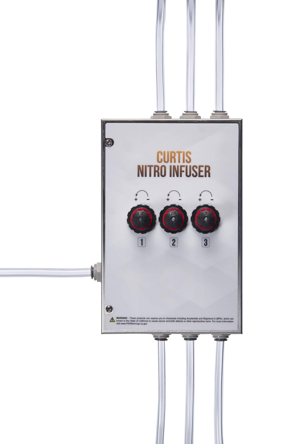 nitro infuser for cold brew