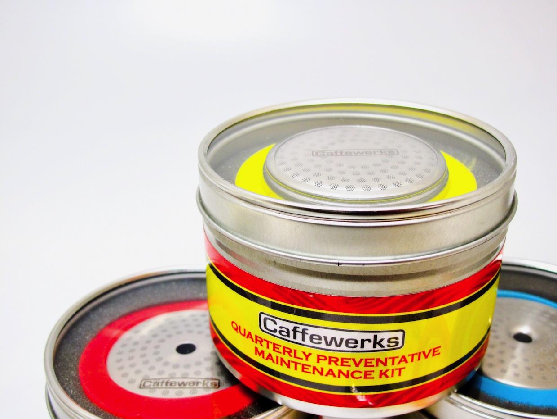 espresso preventive maintenance kit