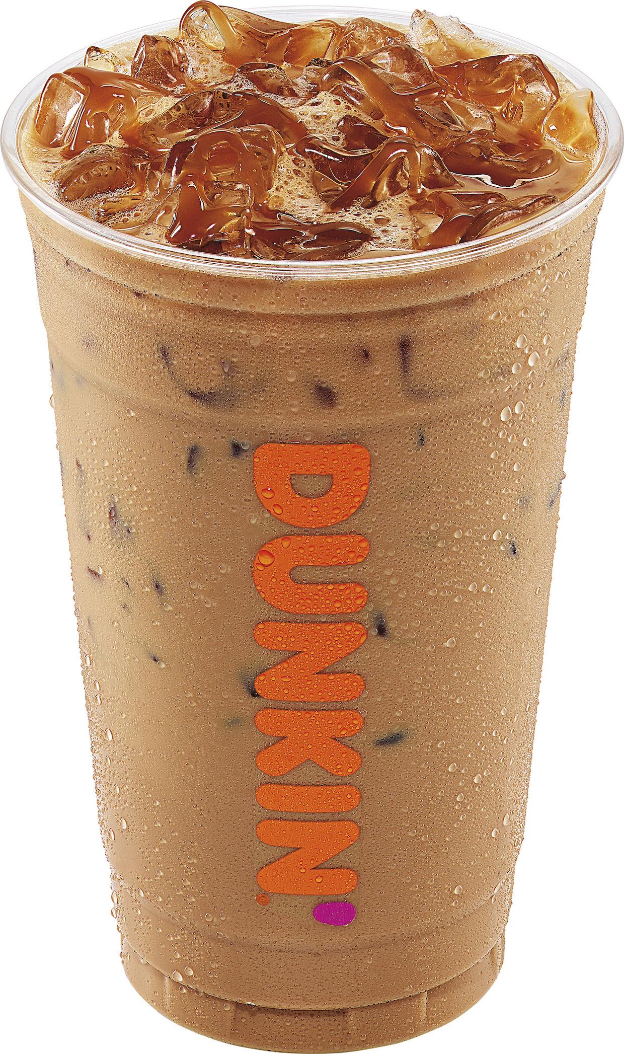 Dunkin' espresso