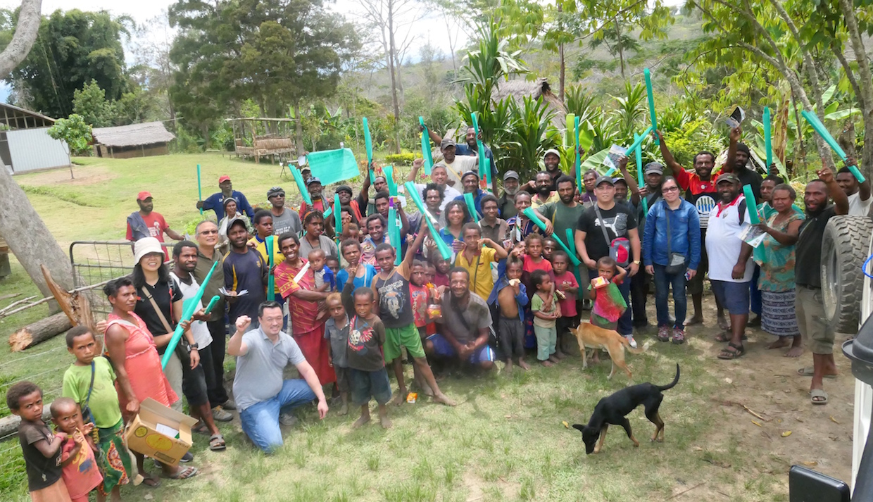 High-Quality Coffee Provides Hope in the Highlands of Papua New Guinea