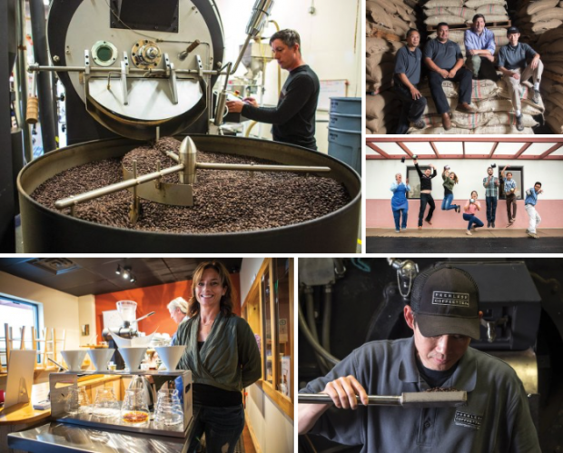 Announcing the 2019 Roasters of the Year: Dragonfly and Peerless