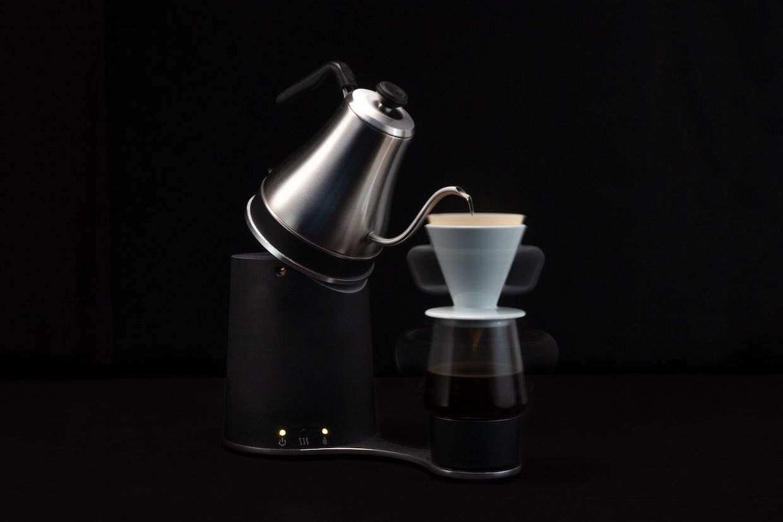 Automatica coffee pourover brewer