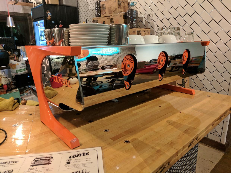 duvall espresso machines