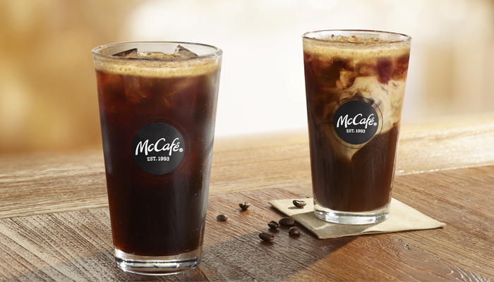 mcdonalds cold brew