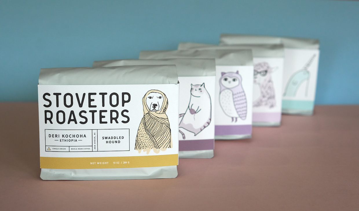 Unpacking Coffee with Kandace and Ray: Stovetop Roasters