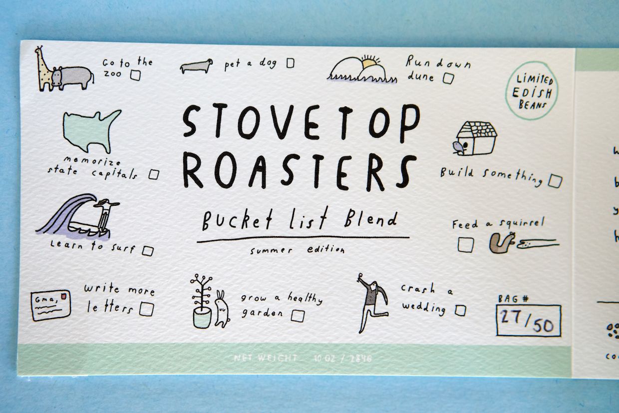 Stovetop Coffee Roasters Ann Arbor Michigan