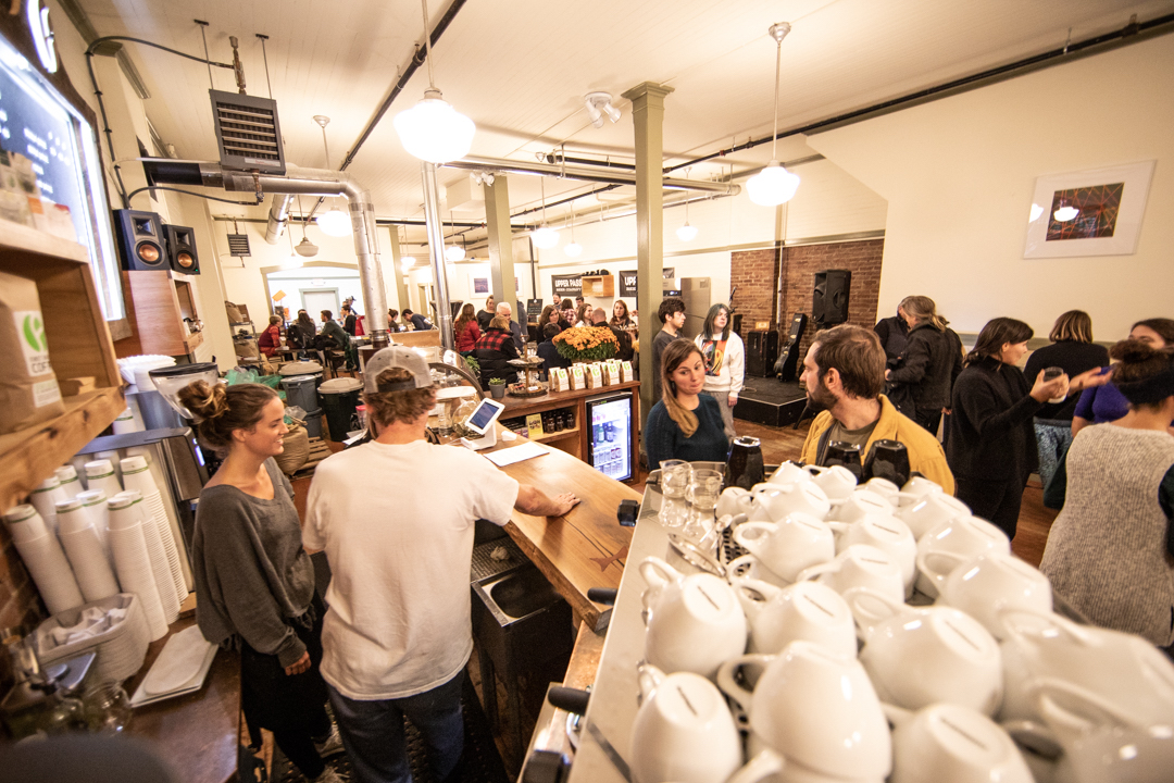 First Branch Coffee Roasters and Upper Pass Brewing