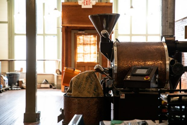 From Upper Pass Beer Comes First Branch Coffee in Vermont