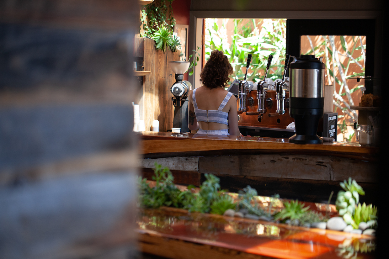 11th Hour Coffee Santa Cruz