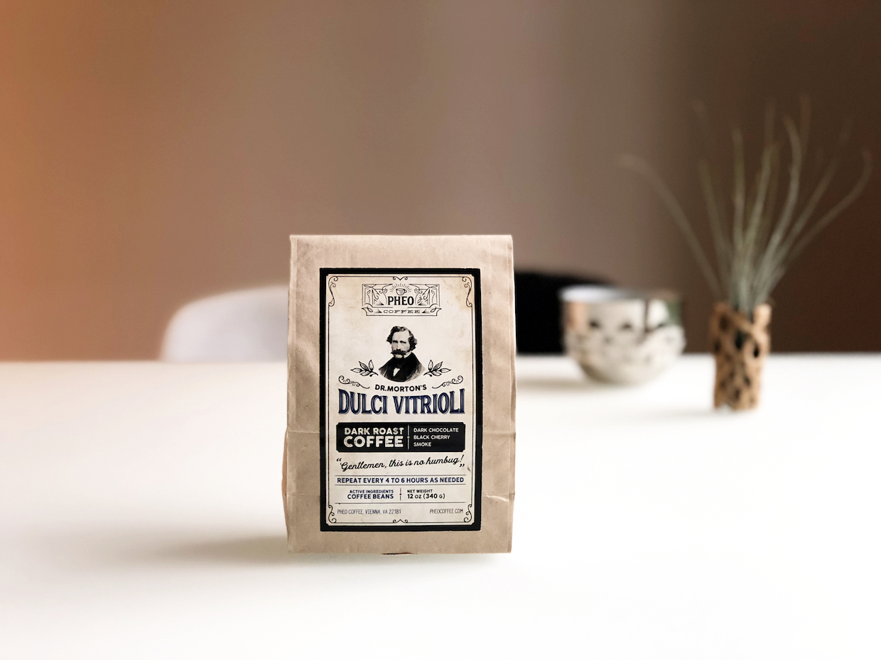 Dulci Table Front Coffee Gift For Doctor