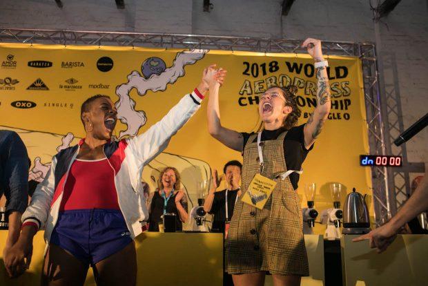 Carolina Ibarra Garay's Winning Recipe from the World Aeropress Championship