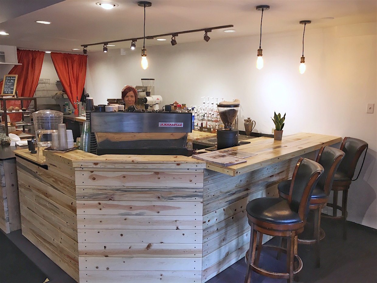 big iron coffee bar