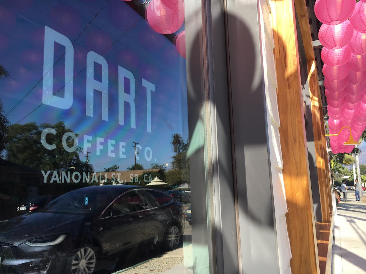 Dart Coffee Santa Barbara