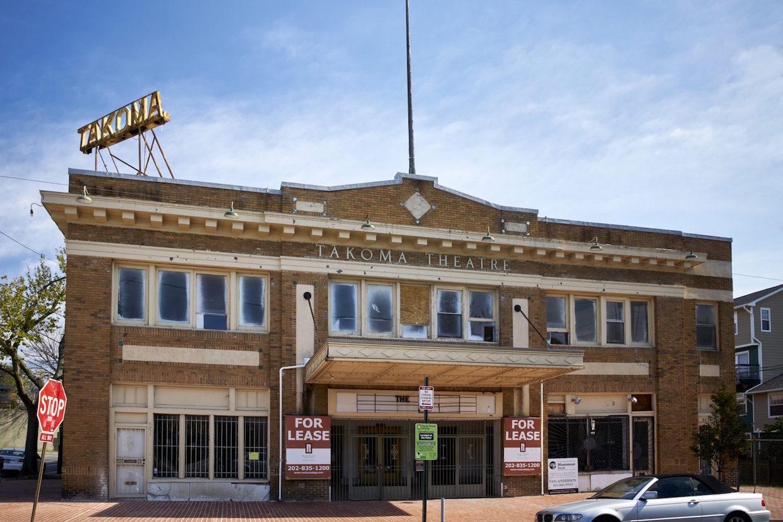 Takoma Theatre Washington DC